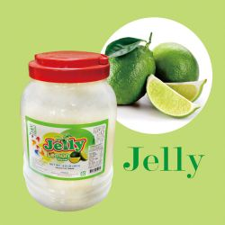 Lemon Flavor Coconut Jelly