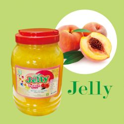 Peach Coconut Jelly
