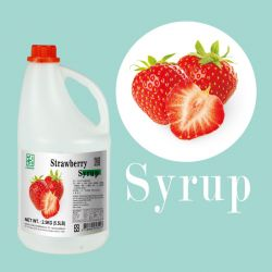 Strawberry Flavoring Syrup